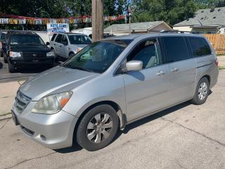 Used 2007 Honda Odyssey for sale in Hamilton, ON