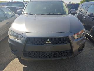 Used 2010 Mitsubishi Outlander ES for sale in Oshawa, ON