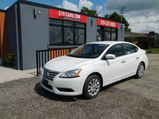 Used 2013 Nissan Sentra S for sale in St. Thomas, ON