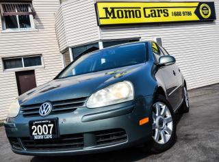 Used 2007 Volkswagen Rabbit Cruise control! Power outlet! Heated Mirrors! for sale in St. Catharines, ON