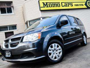Used 2015 Dodge Grand Caravan 7 Passenger! Canada Value Pack! $108 BI-WEEKLY!!! for sale in St. Catharines, ON
