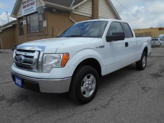 Used 2012 Ford F-150 XLT Extended Cab 3.7L V6 Loaded Certified 195,000K for sale in Rexdale, ON