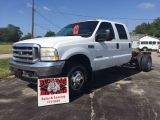 Photo of White 2002 Ford F-350