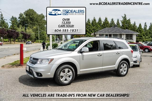 2011 Dodge Journey SXT, Only 136,000 km's, Alloy Wheels, Bluetooth