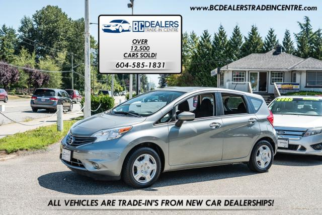 2015 Nissan Versa Note SV, Bluetooth, Automatic, Low 126k, Clean!