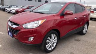 Used 2013 Hyundai Tucson Limited w/Nav AWD LEATHER  LOWKMS 1OWNER for sale in Toronto, ON