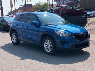 Used 2013 Mazda CX-5 GX auto BLUETOOTH WITH SAFETY EXTRA TIRES for sale in Toronto, ON