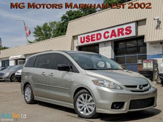 Used 2006 Mazda MAZDA5 for sale in Markham, ON