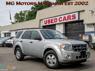 Used 2009 Ford Escape for sale in Markham, ON