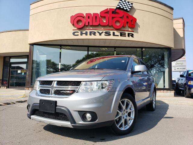 2018 Dodge Journey GT+AWD+NAV+DVD+SUNROOF+LEATHER+7PSSG