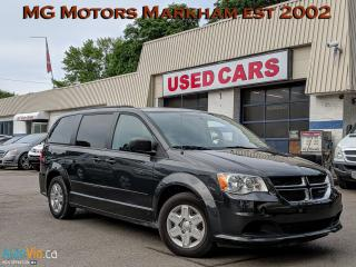 Used 2011 Dodge Grand Caravan Sto/go for sale in Markham, ON