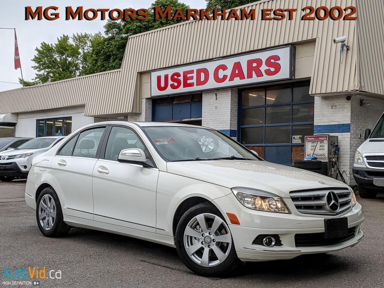 Used 2009 Mercedes Benz C Class C 280 For Sale In Markham