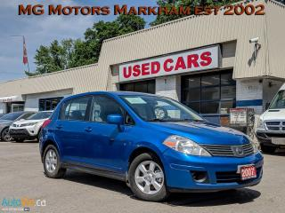 Used 2007 Nissan Versa SL for sale in Markham, ON