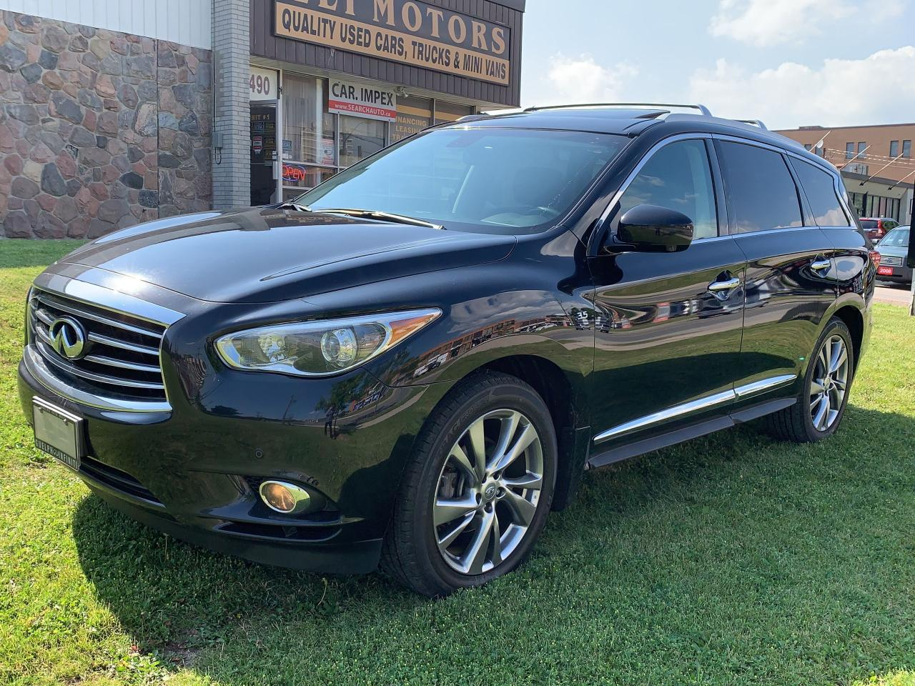 Used 2015 Infiniti QX60 for Sale in North York, Ontario