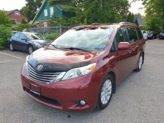Used 2011 Toyota Sienna XLE for sale in Brampton, ON