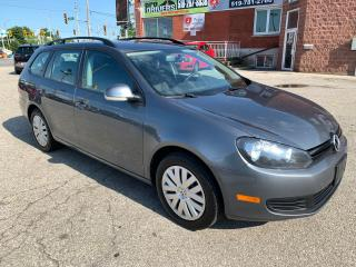 Used 2011 Volkswagen Golf Wagon 2.5L/NO ACCIDENT/SAFETY INCLUDED for sale in Cambridge, ON