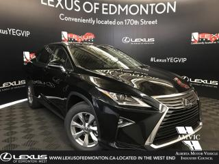 Used 2019 Lexus RX 350 Standard Package for sale in Edmonton, AB