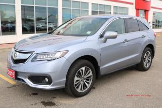 Used 2016 Acura RDX elite pkg for sale in Fort St John, BC