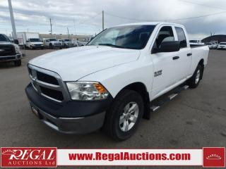 Used 2013 RAM 1500 SXT Quad CAB 4WD for sale in Calgary, AB