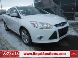 Photo of White 2013 Ford Focus