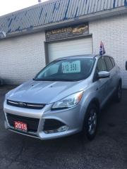 Used 2015 Ford Escape for sale in Kitchener, ON