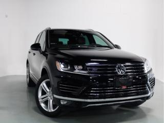 Used 2015 Volkswagen Touareg 4Motion for sale in Vaughan, ON