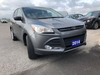 Used 2014 Ford Escape SE - 4WD for sale in Barrie, ON