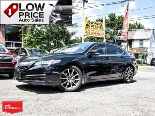 Used 2015 Acura TLX SH*AWD*Navi*Camera*BlindSpot*FullyLoaded* for sale in Toronto, ON