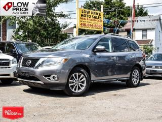 Used 2015 Nissan Pathfinder SV*4WD*AllPowerOpti*Camera*HtdSeats*NissanWarranty for sale in Toronto, ON