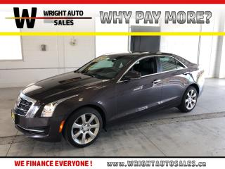 Used 2015 Cadillac ATS Luxury|LEATHER|NAVIGATION|SUNROOF|55,302 KM for sale in Cambridge, ON