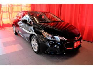 Used 2018 Chevrolet Cruze LT Hatchback | Leather | Sunroof | Diesel for sale in Listowel, ON