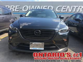 Used 2018 Mazda CX-3 GT| Navigation|i-Activsense|Bose System for sale in Toronto, ON