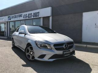 Used 2014 Mercedes-Benz CLA-Class 250-PANORAMIC-CAMERA for sale in Toronto, ON