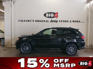 Used 2019 Jeep Grand Cherokee LIMITED 4X4 for sale in Calgary, AB