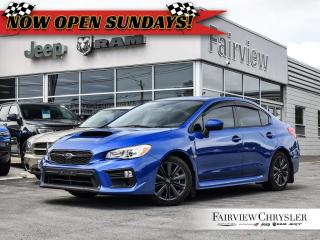 Used 2019 Subaru WRX l SOLD BY ADRIAN THANK YOU!!! for sale in Burlington, ON