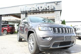 Used 2019 Jeep Grand Cherokee Limited for sale in Bracebridge, ON