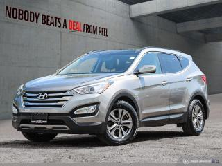 Used 2015 Hyundai Santa Fe Sport Premium*Bluetooth*Rear Cam*Heated Seats*Clean* for sale in Mississauga, ON