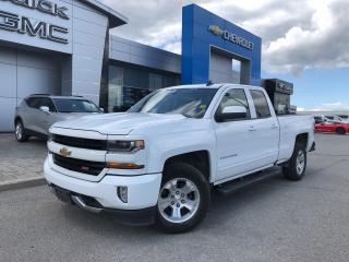 Used 2017 Chevrolet Silverado 1500 LT for sale in Barrie, ON