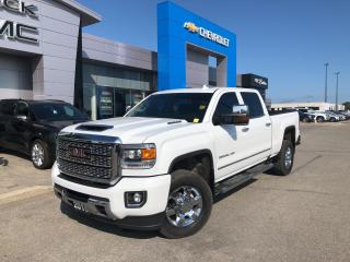 Used 2019 GMC Sierra 2500 HD Denali for sale in Barrie, ON