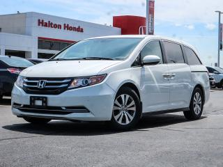 Used 2015 Honda Odyssey EXL|LOADED WITH OPTIONS for sale in Burlington, ON