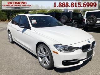 Used 2015 BMW 328i for sale in Richmond, BC