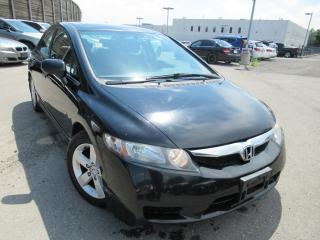 Used 2009 Honda Civic 2009 Honda Civic - 4dr Auto Sport for sale in Toronto, ON