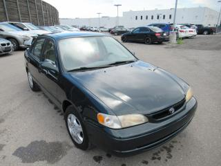 Used 1999 Toyota Corolla 1999 Toyota Corolla - 4dr Sdn CE Auto for sale in Toronto, ON