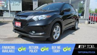 Used 2016 Honda HR-V EX ** One Owner, Clean CarFax, Blind Spot Cam ** for sale in Bowmanville, ON