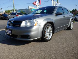 Used 2013 Dodge Avenger SXT/EXCELLENT CONDITION/DRIVES GREAT/ONLY 147 KMS!!! for sale in Hamilton, ON