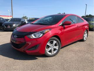 Used 2014 Hyundai Elantra Coupe GLS |Coupe| Auto | Alloys| Bluetooth| for sale in St Catharines, ON