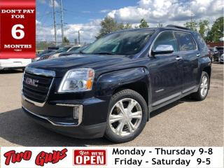 Used 2016 GMC Terrain SLE-2 | AWD | Bluetooth | B/Up Camera| for sale in St Catharines, ON