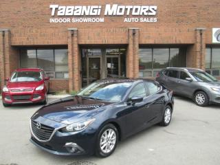 Used 2014 Mazda MAZDA3 GS SKY | SUNROOF | HEATED SEATS | ALLOYS | REAR CAM | BT for sale in Mississauga, ON