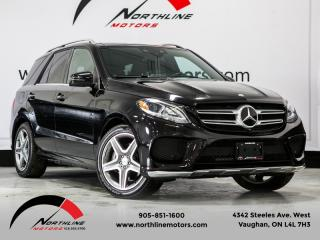 Used 2016 Mercedes-Benz C 300 GLE350d 4MATIC, AMG SPORT, INTELLIGENT DRIVE, NAVI, PANO for sale in Vaughan, ON