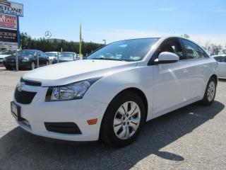 Used 2014 Chevrolet Cruze LT for sale in Newmarket, ON